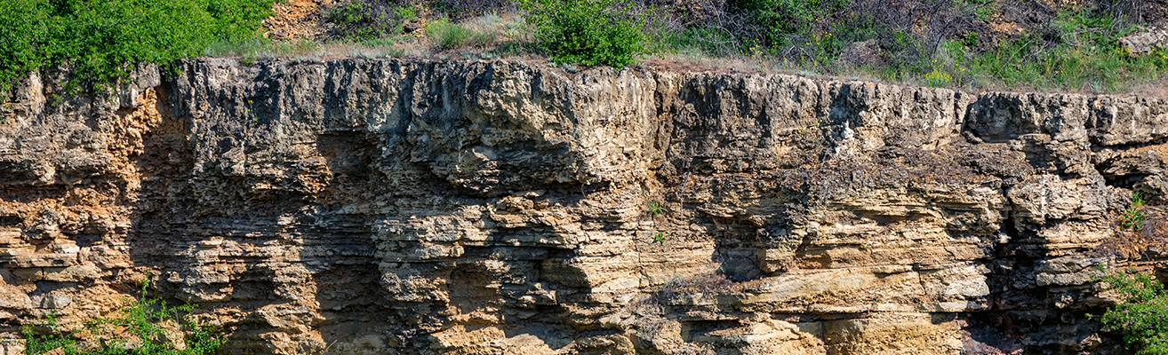 Image of a cliff