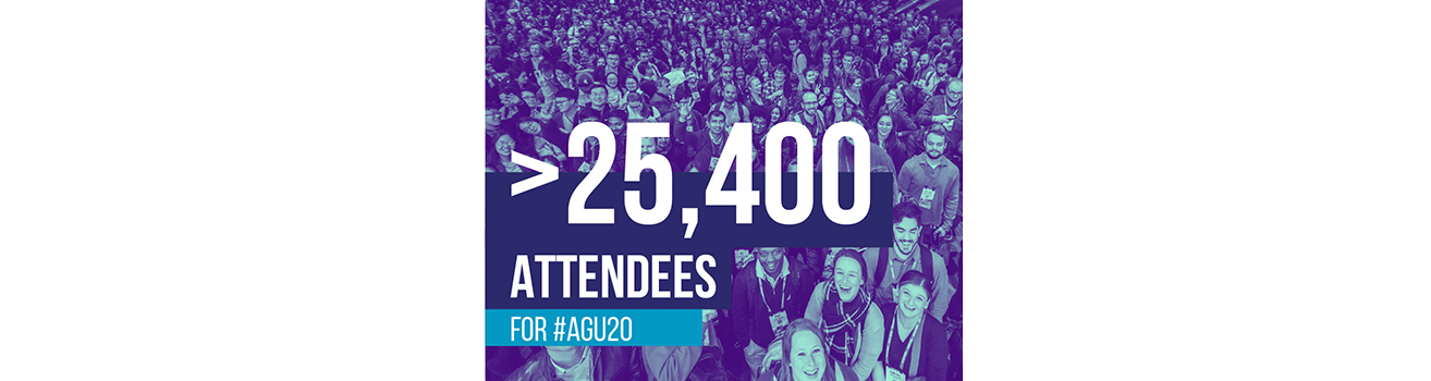 25k+ attendees infographic