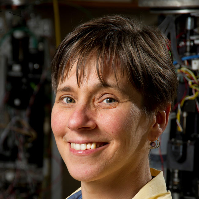 Headshot for Ocean Sciences Meeting keynote speaker Heidi Sosik