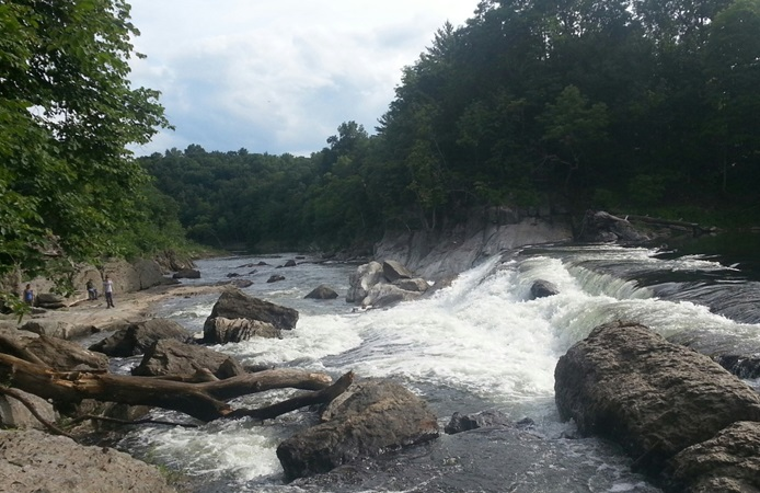 Catskill Creek in New York