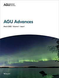 AGU Advances Cover